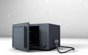 Microwave Sharp R60STW 01 [WiP] by Elbartoab