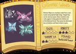 [MAHOU WANDO] CREACHER #27 - Glimmer Wisps