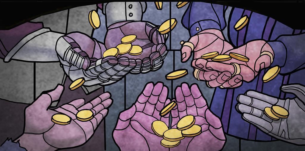 Settle Royal Debts CoE by freeCardboardBox