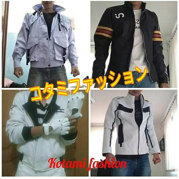 replika Jacket Minami Kotaro by agungcapunk on DeviantArt