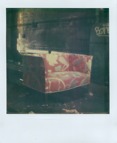 Seat by Fladfisk