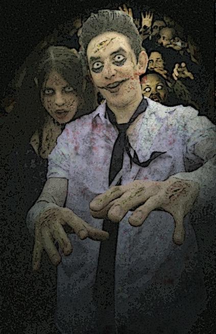 zombieArek by alexsh97