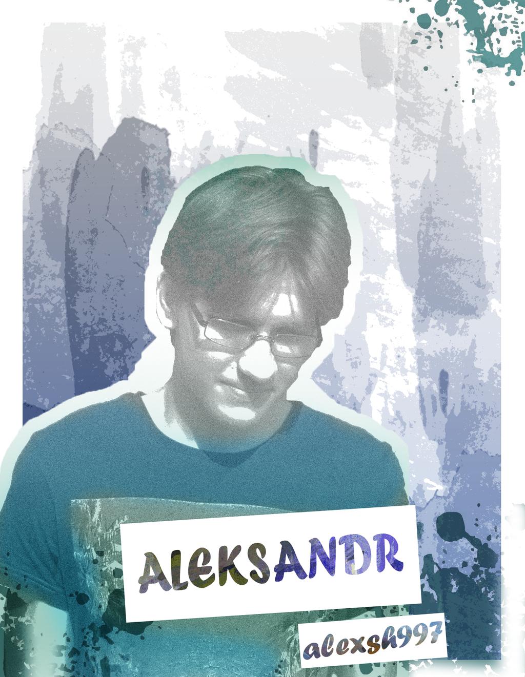 Poster_Aleksander by alexsh97