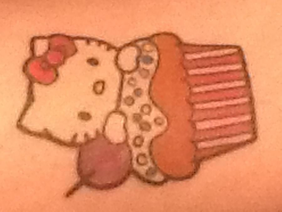 My Tattoo by Saphira001