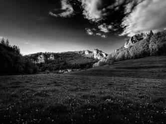 Donautal VI by Hasche