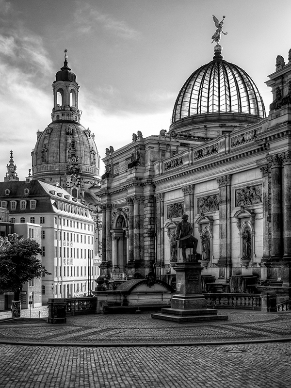Frauenkirche - III by Hasche