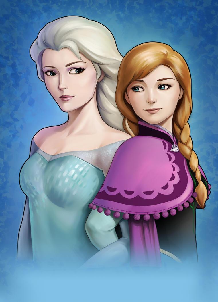 Frozen by zhoumi250