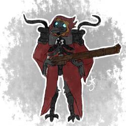 Warhammer 40k Bird Skitarii