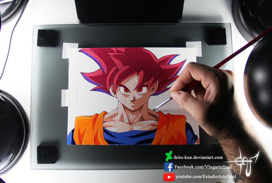 Goku Sjg by Ikito-kun