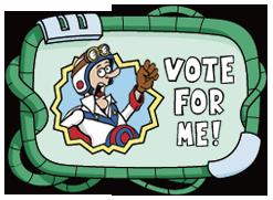 VOTE DAREDEVIL DAD by Steve3po