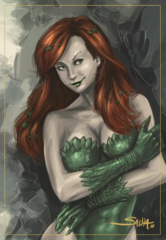 Poison Ivy by SachaLefebvre