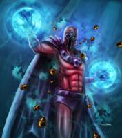 Magneto by SachaLefebvre