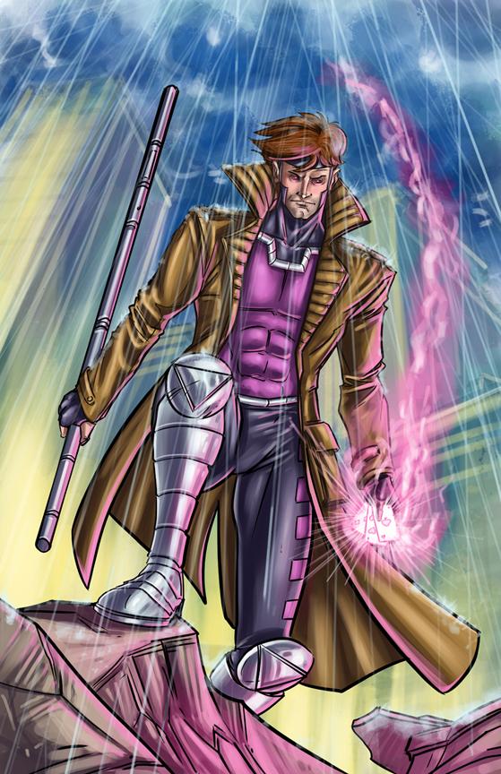Gambit by SachaLefebvre