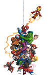 A String of Marvel