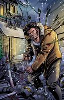 The Wolverine by SachaLefebvre