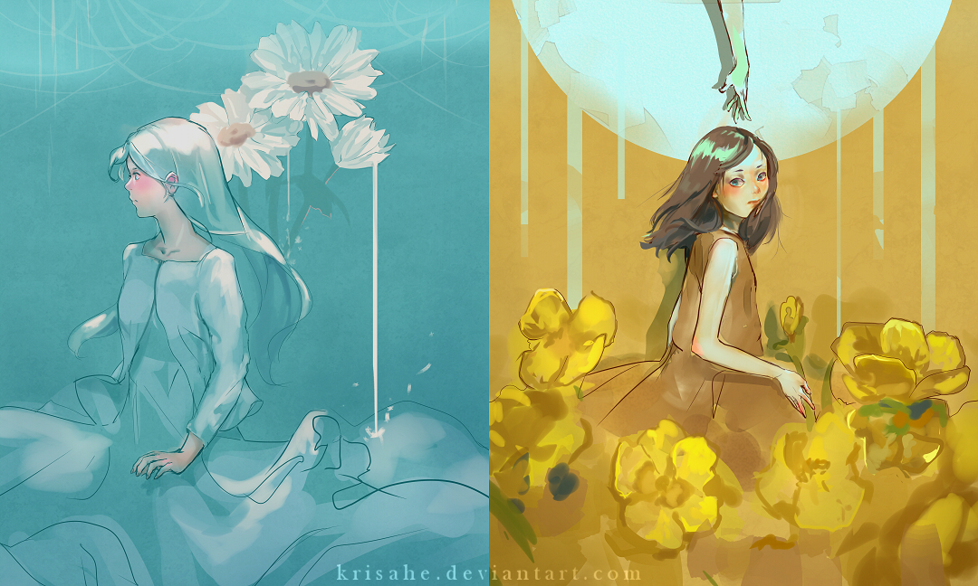 Color Experiments by Krisahe