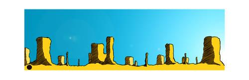 Paysage 1 by Khreeps
