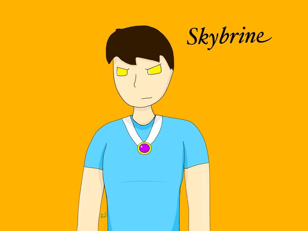Skybrine not in minecraft by ApplemintArts on DeviantArt