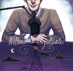 welcome to night vale by raggedystrider