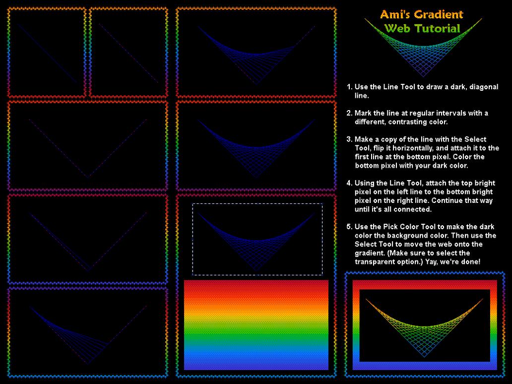Gradient Web Tutorial by Shocked-Quartz