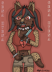 Gena Hyena