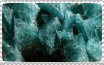 Melanterite stamp by Guajorite