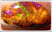 Mexican opal stamp by Guajorite