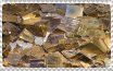 Pyrite stamp by Guajorite