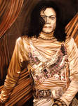 Michael Jackson as Ecce Homo