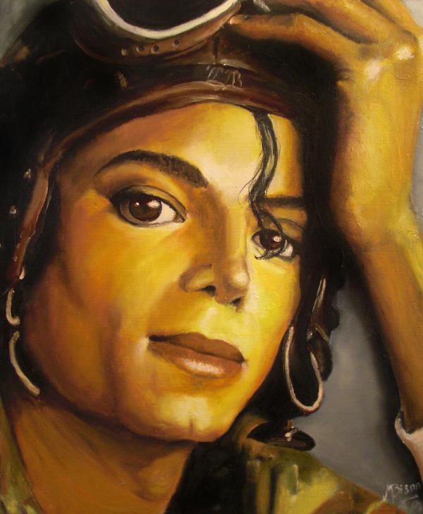Micheal Jackson 1997