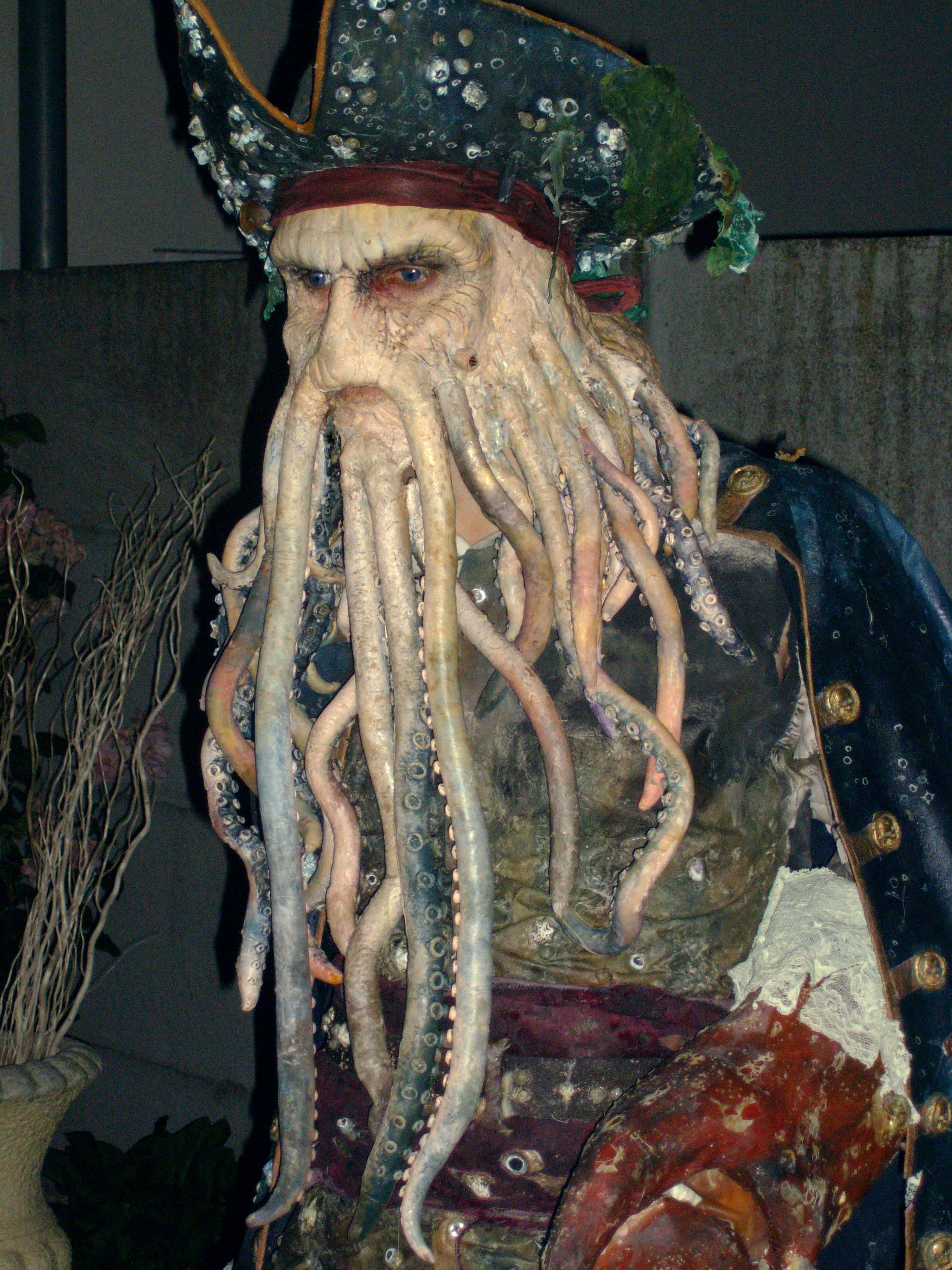davy jones music box