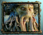 Davy Jones and frame