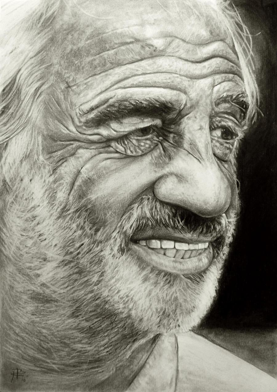 Jean Paul Belmondo by