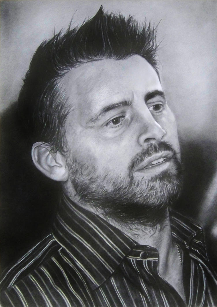 Matt Leblanc by arcitenens