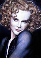 Nicole Kidman by arcitenens
