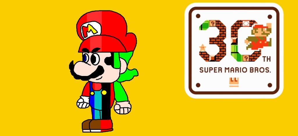 Super mario th anniversary by yoshikingmaster on deviantart