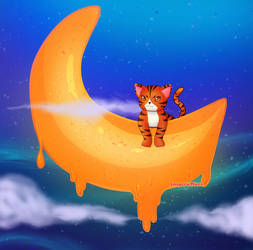 Tiger on a Melty Moon