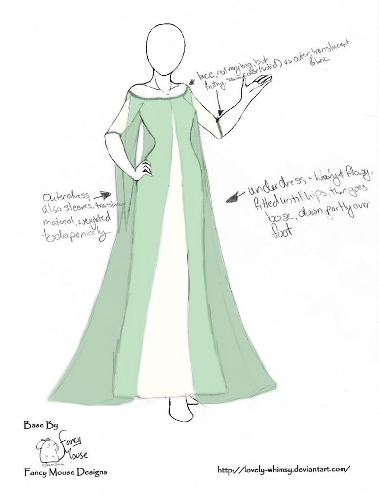 How do you sketch fashion designs 12