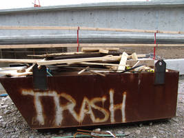 trash 1 by januarystock by januarystock