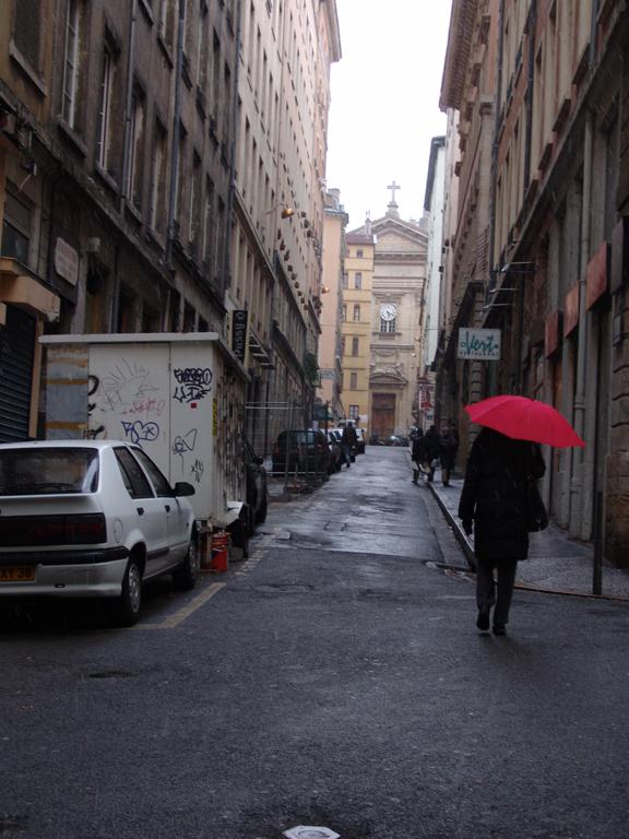 red umbrella by januarystock by januarystock