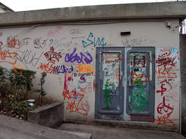 grafitti by januarystock by januarystock