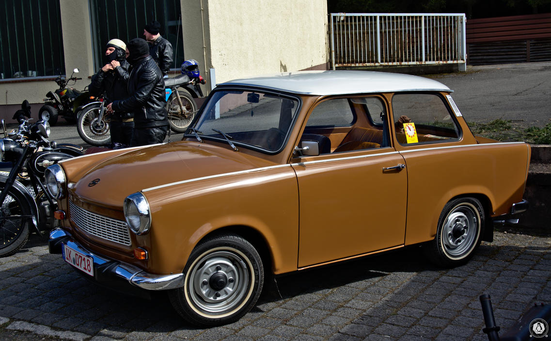 Trabant by tux93