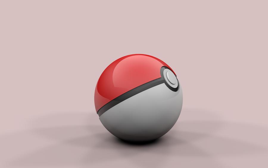 Poke Ball By ExileCINEMA