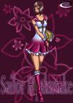 ToT :: Sailor Hyakutake by moonlight-paintbrush