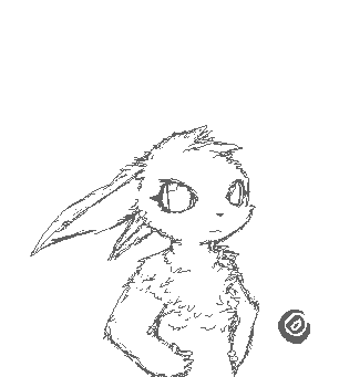 cute rabbit... by omegaCD