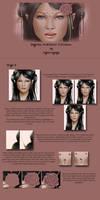 Digital portrait tutorial 3