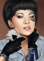 Blackjack by Nymonyrya