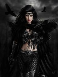The Phantom Queen by Nymonyrya