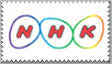 NHK Stamp by animetolove