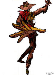 Scarecrow. by lejahn